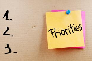 priorités