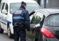 Contrôle de police
