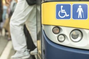 Bus mobilité handicap