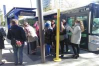 À Rouen, douze femmes ont analysé ensemble ce qui les freinait à utiliser les transports en commun.