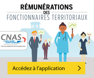Rémunération / Salaires des fonctionnaires territoriaux