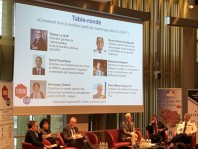 Dernier forum Action publique 2022 à la préfecture de région Île-de-France.