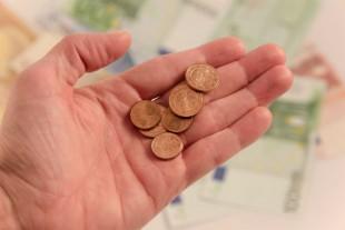 pauvrete-centimes-argent