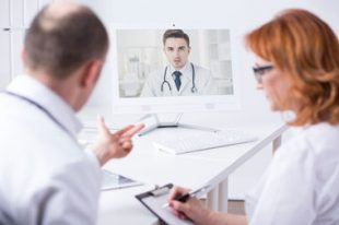 Télémédecine-consultation