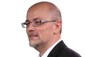 Frédéric Gimond, directeur général des services de la communauté d'agglomération de Grand Lac
