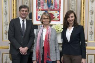 600X400 Amic Nyssen Voisin cr Ministre de la Culture Didier Plowy