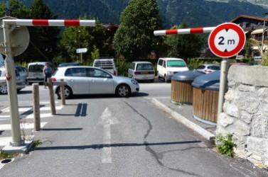 Chamonix_portique_K15_panneau_B12_2m