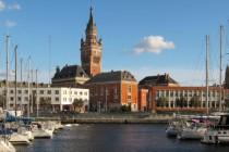 Dunkerque_hotel_de_ville_vu_port