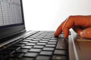 PC clavier numérique tableau