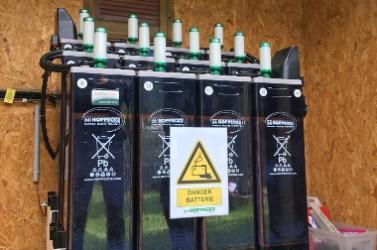 mafate batteries