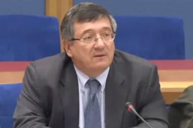 Serge Morvan Sénat