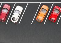 Les places de stationnement libres repérées par une appli