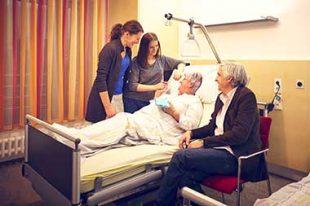 établissement de santé - malade - soins