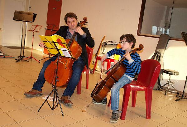 Ecole de musique de musique et de théâtre de Villemanoche (CDC Yonne-Nord) ©François Goglins CC BY SA 4.0