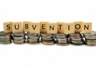 Les mesures de simplification des subventions