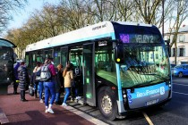Bus Alstom Aptis