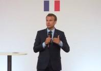 Emmanuel Macron veut «faire mieux avec les polices municipales»
