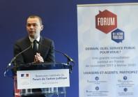 Olivier Dussopt : « Le statut de la FPT est aussi un vecteur d'innovation »