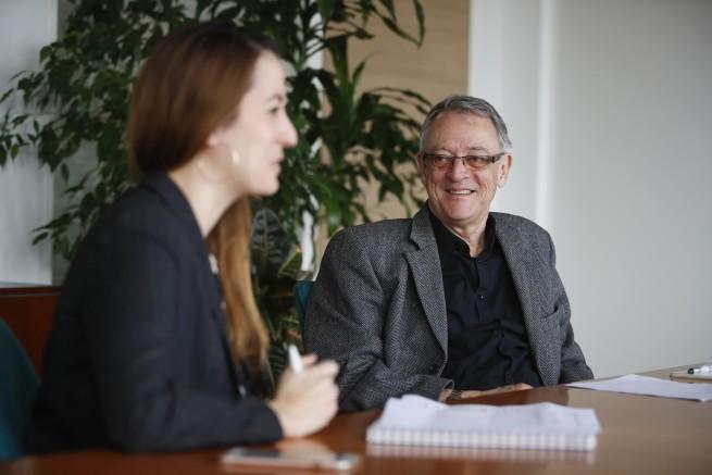 Patrice Girot, Directeur Général des Services et Christine Duarte, Responsable des Ressources Humaines, Communauté d'Agglomération Plaine Vallée