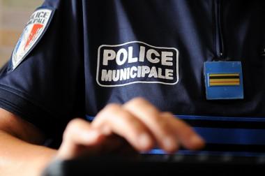 Police municipale fourrière bureau main courante