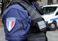Ecusson police municipale gilet pare-balles
