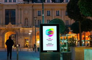 Le média en ligne Brut se paie les écrans publicitaires de Rennes métropole