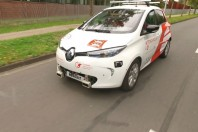 Le projet d'expérimentation « Rouen Normandy Autonomous Lab » a été lancé par la Métropole Rouen Normandie, la région Normandie, le groupe Caisse des Dépôts, Transdev, le Groupe Renault et le Groupe Matmut.