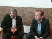 Ph. Patrick Berger et Fabien Le Port