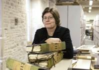 Sonia Dollinger, une archiviste bien dans son temps