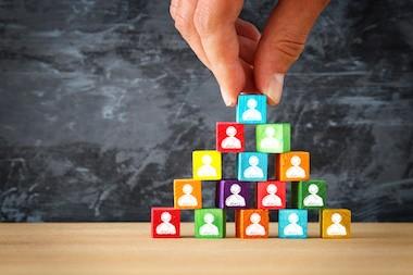 Management hiérarchie