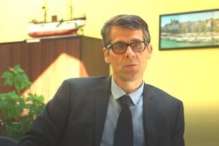 Charles Defontenay, directeur Finances du Grand Verdun.