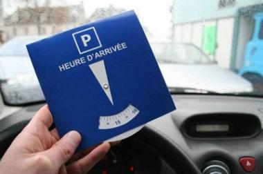 Les disques de stationnement vendus à l'étranger sont-ils valables en France ?