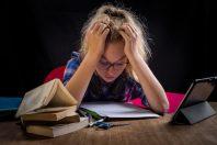 décrochage scolaire difficultés devoirs