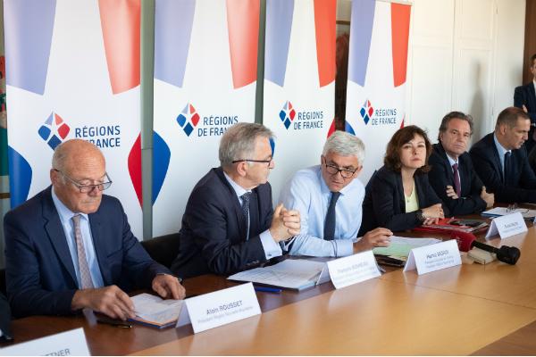 Régions de France_contractualisation_Régions de France_William Alix