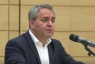 Xavier Bertrand colloque Lille