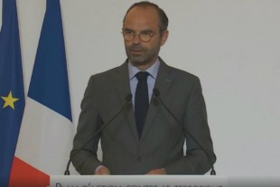 Edouard Philippe 13 juillet 2018 terrorisme