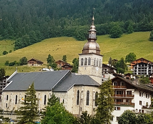 Eglise Grand Bornand