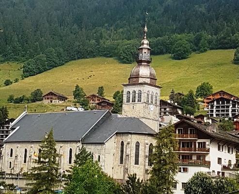 Eglise Grand Bornand