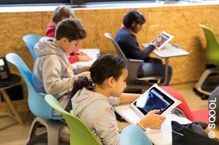Faire entrer l'école dans le numérique.