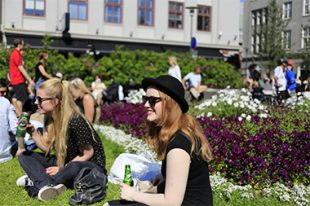 Islande jeunesse