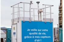 capteur pollution air