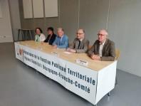 Les référents déontologues nommés par les centres de gestion du Grand Est et de Bourgogne Franche-Comté en 2018