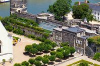 Angers - patrimoine - ville par altitudedrone iva AdobeStock