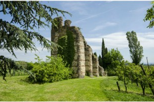 Aqueduc de Gier, Chaponost (Rhône)