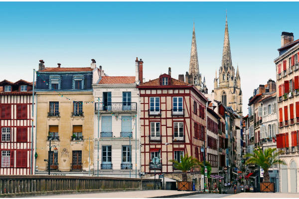 Bayonne, © Lamax via Adobe Stock