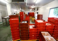 A Rennes, l'approvisionnement des cuisines centrales en circuit court s'intègre au plan alimentaire durable voté en juin 2017.