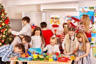 école Noël