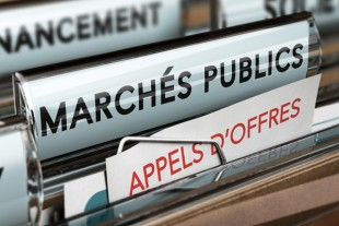 Passation d'appels d'offres de marchés publics