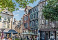 Face à la crise, les régions (ici, en Bretagne) ont mobilisé leur épargne pour financer des mesures de soutien aux entreprises, aux commerces, en faveur des jeunes, etc.