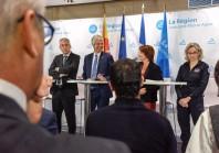 Laurent Wauquiez réclame des pouvoirs de police pour les présidents de région